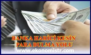 Banka Dışında Kredi