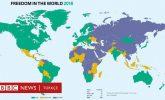Koronavirüs salgınının olmadığı ülkeler hangileri? En az görülen yerler