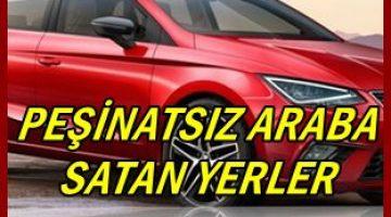 Senetle Araba Satan Galeriler Firmalar ve Şahıslar