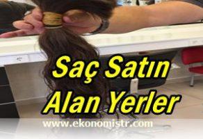 Saç Satın Alan Yerler ve Kuaförler